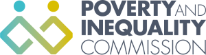 poverty and inequality commission  logo