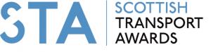 Scottish Transport Awards logo