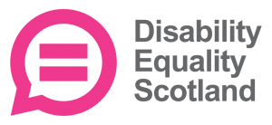 Disability-Equality-Scotland-Logo