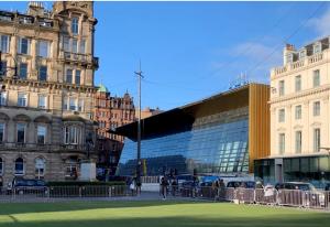 Glasgow Queen Street frontage