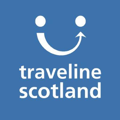 Traveline Scoltand logo